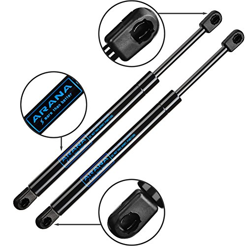(2pcs SG404090 Gas Charged Trunk Lift Supports for 2010-2013 Ford Police Interceptor Sedan 2010-2013 Ford Taurus Base Sedan Limited Sedan SE Sedan SEL Sedan SHO Sedan)
