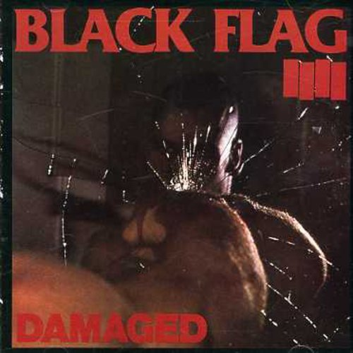 CD : Black Flag - Damaged (CD)