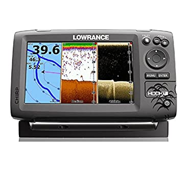 Lowrance Navico Hook 7 with Card & Cover Mid/High Down Scan (000-12664-002)