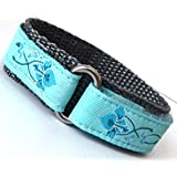 KAHUNA WOMEN'S OR GIRLS AQUA BLUE SPORTS STYLE FABRIC STRAP