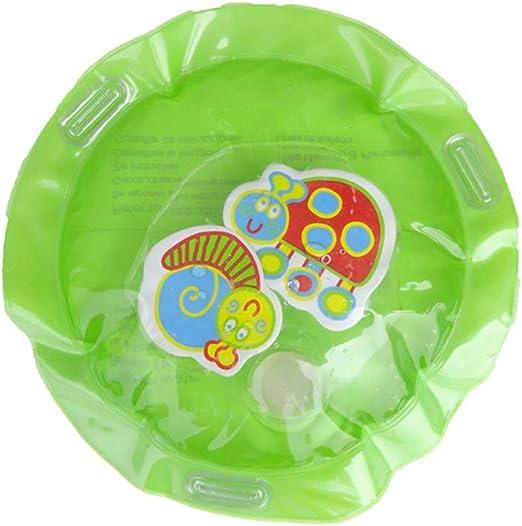 Amazon.com: Retrofish - Alfombra hinchable de agua para bebé ...