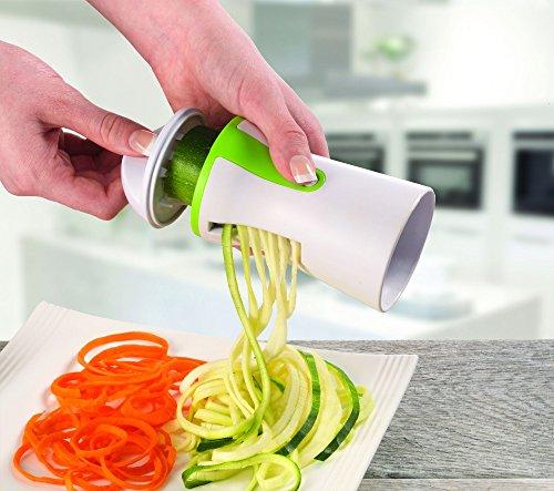 vegetable spiral slicer parts - 7