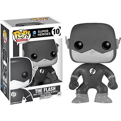 Figure POP DC The Flash B & W Exclusive