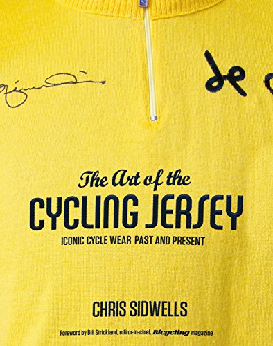 (The Art of the Cycling Jersey: Iconic Cycle Wear Past and Present)