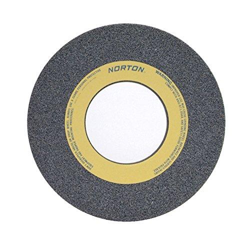 Grinding Wheel, T1, 14x2x5, Aluminum Oxide, 46G, Med, Prpl by Norton