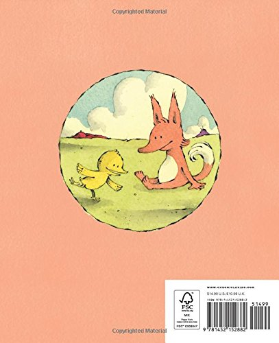 Fox & Chick: The Party: and Other Stories by Chronicle Books (Image #2)