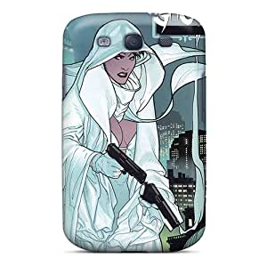 New Arrival Cover Case With Nice Design For Galaxy S3- Ghost I4
