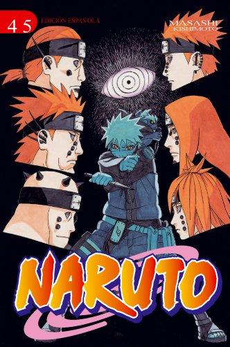 Descargar Libro Naruto Nº 45/72 Masashi Kishimoto