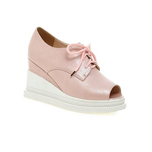 39 Color Unknown Mujer Vestir Rosa Amazon Zapatos De Para Talla 886A1q b7c2e22fc4bd