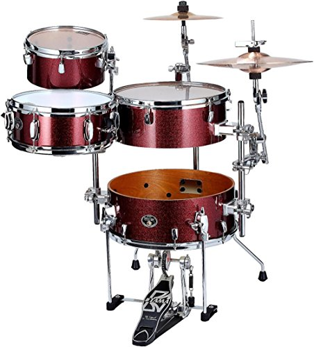 tama-silverstar-cocktail-jam-4-piece-kit-with-bass-drum-pedal-and-emad-bass-drum-head-vintage-burgun