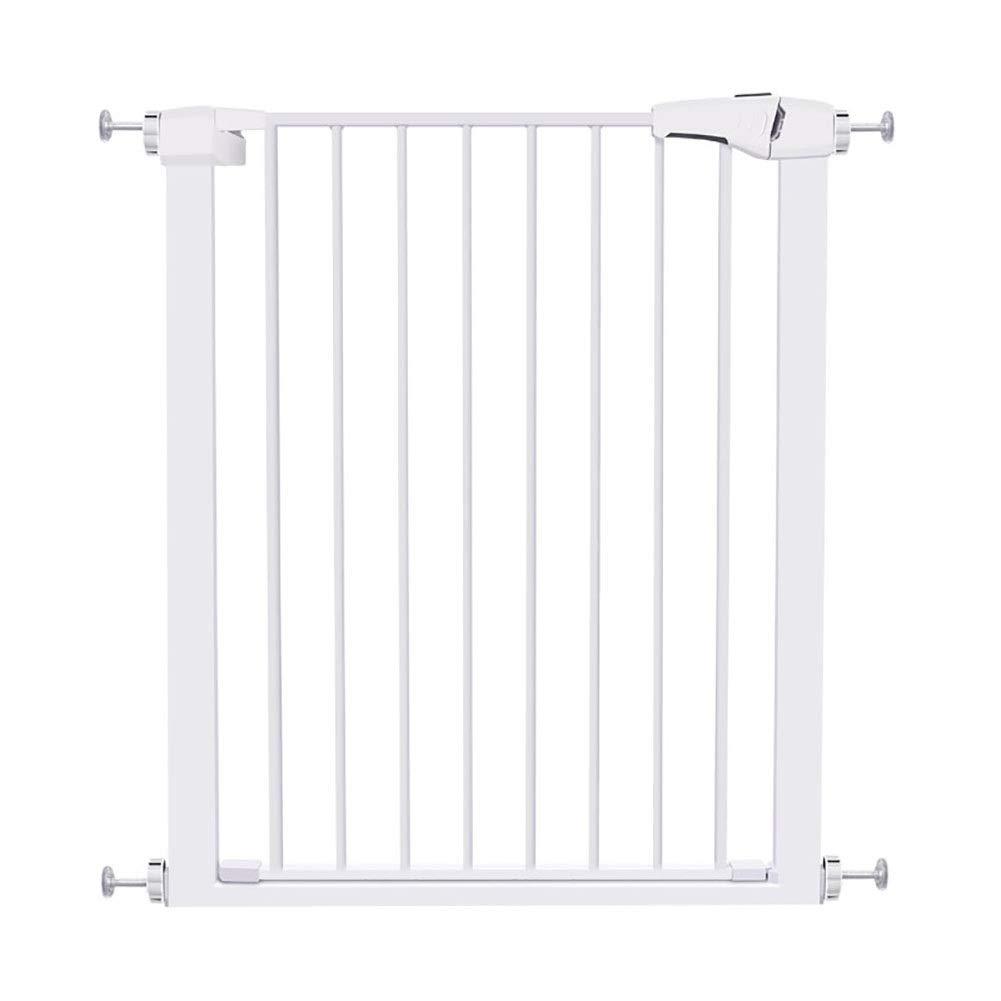 ベビーゲート 戸口付きエクストラワイドベビーゲート、小さなドア付きプレッシャーマウントエクストラトールペットドッグゲート、幅105-112cm、高さ96cm   B07QPCLQBX