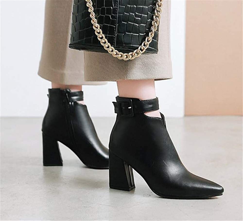 zgshnfgk Womens Winter Snow Boots Short Ankle Booties
