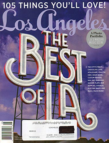 THE BEST OF LOS ANGELES MASSIVE MUSIC SCENE Nail Art BATTLE LINES OVER BIKE LANES Hand Crafted Bucket Bags DTLA's FASHION DISTRICT ARTISTS SEARCHING AFFORDABLE RENTS 2018 Restaurant Guide SASHIMI