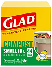 Glad 100% Compostable Bags