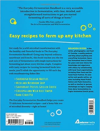 Lovely The Everyday Fermentation Handbook A Real Life Guide To