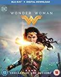 Wonder Woman [Blu-ray + Digital Download] [2017] [Region Free]