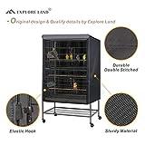 Explore Land Pet Cage Cover – 31L x 20W x 42H