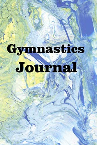 Gymnastics Journal: Keep track of your gymnastics routines and competitions