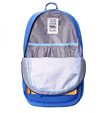 Miller Division Sk8 Mochila Tipo Casual, 18 litros, Color Azul: Amazon.es: Zapatos y complementos