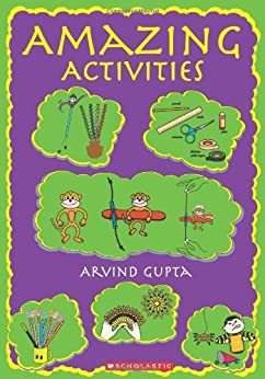 Amazing Activities by [Gupta, Arvind]