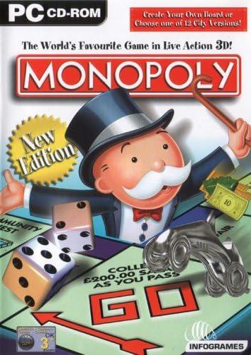 Monopoly [Importación Inglesa]: Amazon.es: Videojuegos