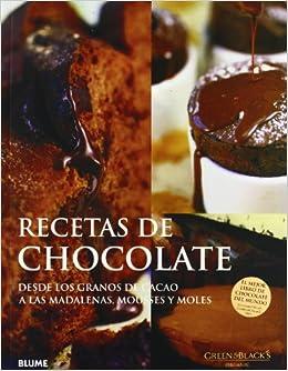 Recetas de chocolate: Desde los granos de cacao a las madalenas, mousses y moles (Spanish Edition): Caroline Jeremy: 9788480766982: Amazon.com: Books