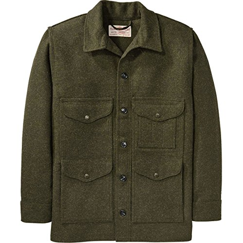 Cruiser Mackinaw Jacket (Filson mackinaw Cruiser Jacket, Medium Otter Green)