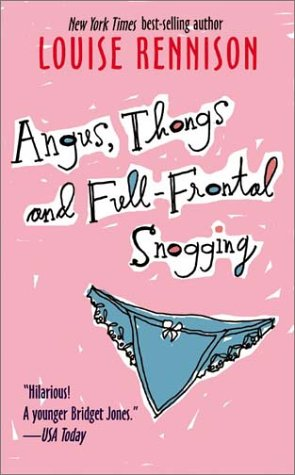 Angus, Thongs and Full-Frontal Snogging (rack): Confessions of Georgia Nicolson