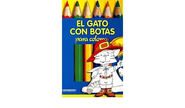 El Gato con Botas (Coleccion Caja de Colores) (Spanish Edition): Charles Perrault: 9789583005510: Amazon.com: Books