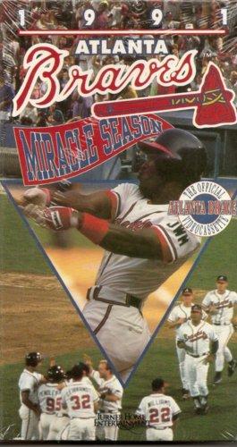 1991 Atlanta Braves Miracle Season [VHS]