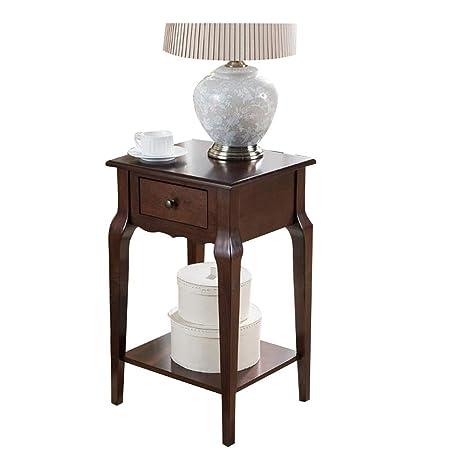 Amazon.com: Mesa auxiliar de escritorio plegable, sofá ...