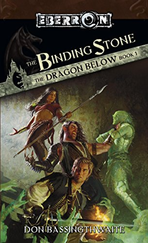 book cover of The Binding Stone