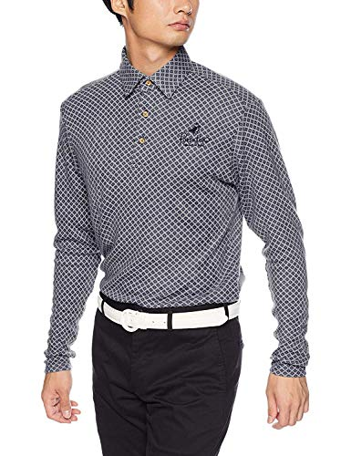 保険宝香りブリヂストン PARADISO 長袖シャツ?ポロシャツ 長袖シャツ ネイビー 3L