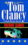 Patriot Games (Jack Ryan) (text only) 1st (First) edition by T. Clancy
