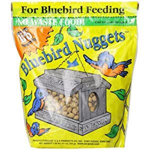 C & S Products Bluebird Nuggets, Pack Of 6 110