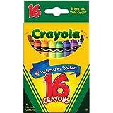 Crayola Classic - Lote de 2 Ceras de Colores (16 EA)