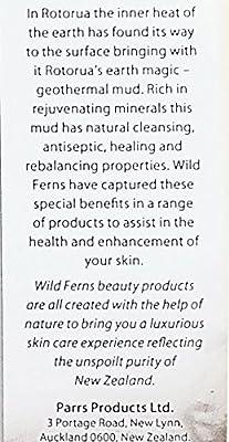 Wild Ferns Rotorua Mud Body Lotion