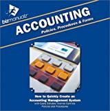 Bizmanualz Accounting Policies, Procedures & Forms