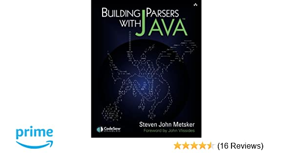 Java building parsers pdf with