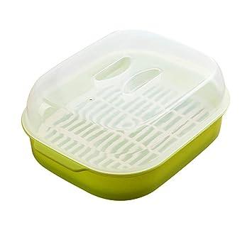 UPKOCH - Cocción al vapor de alimentos para microondas para ...