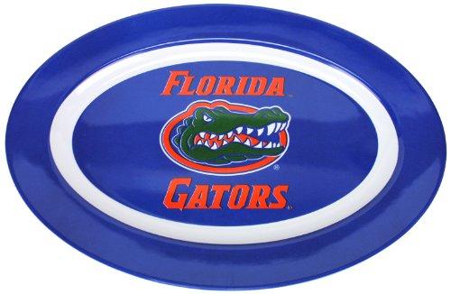 NCAA Florida Gators Melamine Oval Platter, 16-Inch