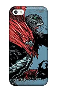 High Quality Shock Absorbing Case For Iphone 5/5s-spawn Comics Anime Comics