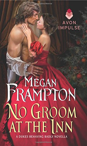 book cover of No Groom at the Inn