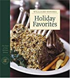 Williams-Sonoma The Best of Kitchen Library: Holiday Favorites (The Best of the Kitchen Library)