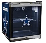 Appliances : Glaros Officially Licensed NFL Beverage Center / Refrigerator - Dallas Cowboys