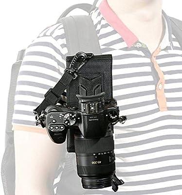 Movo Photo MB200 Sistema Universal de Funda para Cámaras de ...