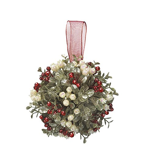 Mistletoe Ornament (Kissing Krystals 5