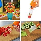Yoshop(TM) Fruit Vegetable Cake Carving Arrangements Model Party Kitchen Tools HS