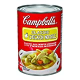 Campbell's Classic Chicken Noodle Soup, 540ml
