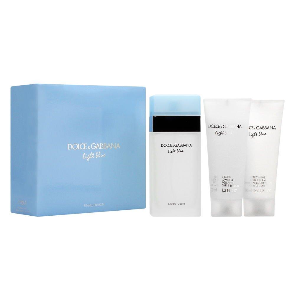 Dolce & Gabbana Light Blue Woman Eau de Toilette Vaporisateur 100 ...